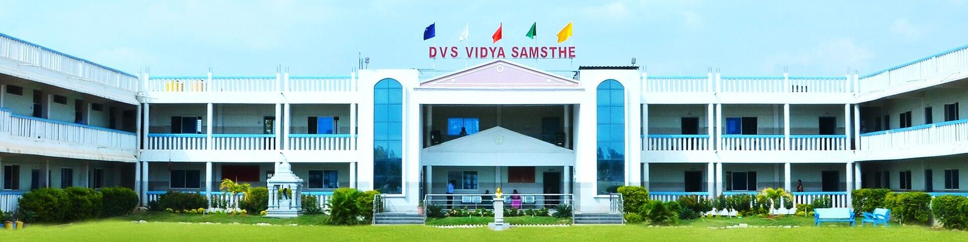 DVS Residential School & PU College | Science & Commerce